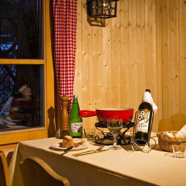 Hotel Morteratsch, Stüvetta Nora / Fondue Stube