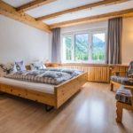 Hotel Morteratsch, Zimmer Bellavista